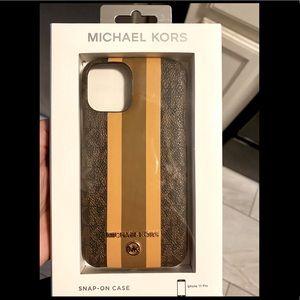 Michael Kors iPhone 11 Pro case